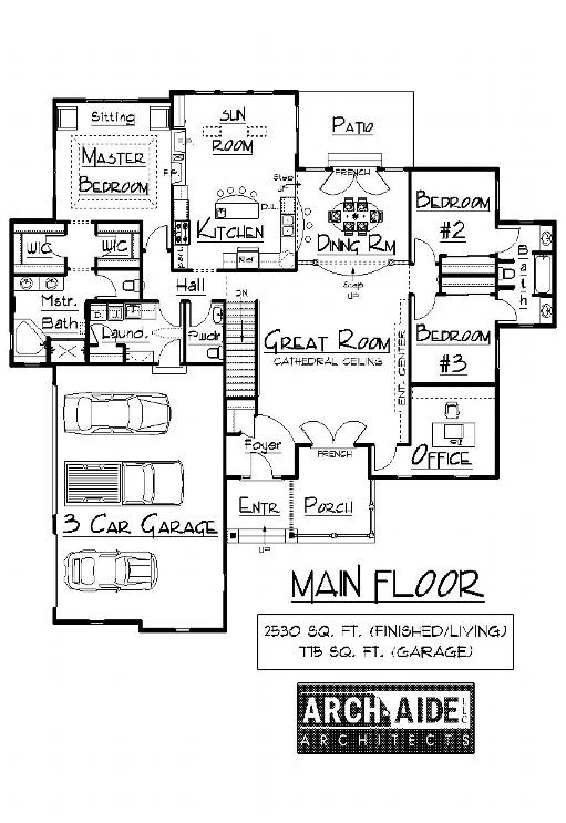 Available Home Plans Arch Aide Architects